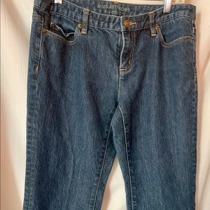 Michael Kors Women's Blue Denim Jeans Size 6P